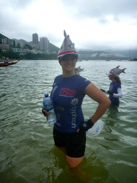 HKSF Dragon Boating 2010